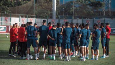 صورة تعرف على تشكيل الأهلي أمام بيراميدز في مباراة الدوري المصري