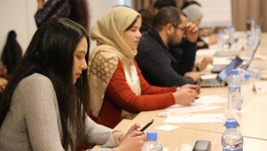 صورة تزويد الصحفيين في منطقة الشرق الأوسط وشمال أفريقيا بمهارات إعداد التقارير الرقمية