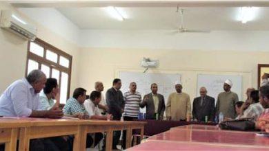صورة منطقة أسيوط الأزهرية تستضيف الهيئة العامة لتعليم الكبار