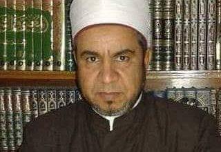 صورة تعيين فضيلة الشيخ أحمد عبد العظيم رئيس منطقة الوادي