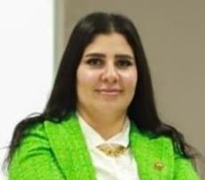 صورة سمر سالم تشيد بتعهدات الرئيس السيسي باستمرار تمكين المرأة والدفاع عنها وعن مكتسباتها