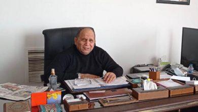 """صورة اللواء محمد جاب الله : شركة بورسعيد لتداول الحاويات و البضائع """" من اوائل الكيانات التي عملت فى مجال الحاويات فى مصر"""