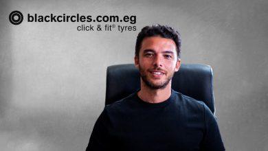 """صورة علامة """"بلاك سيركلز"""" الرائدة عالمياً في بيع الإطارات عبر الإنترنت تدخل السوق المصري"""