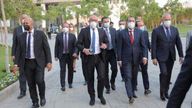 """صورة رئيس الوزراء يشهد الانتهاء من المرحلة الأولى لمشروع """"آى سيتي القاهرة الجديدة"""""""