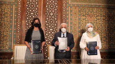 """صورة نهضة مصر : بروتوكول لإتاحة المناهج المصرية على  """"اتكلم عربي"""" بالتعاون مع التعليم و الهجرة"""