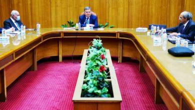 صورة وزير قطاع الأعمال العام: اهتمام كبير من القيادة السياسية ومتابعة دورية لتطوير قطاع الغزل والنسيج