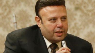 صورة النائب عرفه صالح عضو مجلس النواب: مصر تخطو بقوة للمستقبل تحت قيادة رشيدة