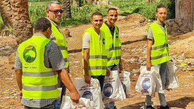 صورة مستقبل وطن يطلق قوافل الخير هدية الرئيس لتوزيع اللحوم للأسر الأكثر احتياجا بمناسبة عيد الأضحى المبارك
