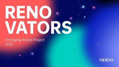 صورة OPPO تطلق مشروع Renovators 2021 للفنانين الناشئين بهدف إحياء الأحلام الإبداعية للشباب في جميع أنحاء العالم
