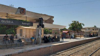 صورة الستوم تعلن بدء التشغيل التجاري لقطاع القوصية كجزء من خط سكك حديد بني سويف-أسيوط في مصر