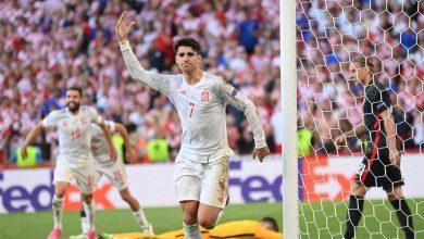 صورة تعرف على تشكيل منتخبي سويسرا وإسبانيا بدور ربع نهائي يورو2020