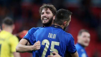 صورة إيطاليا تتأهل لنهائي ويمبلي بعد عبور الإسبان بركلات الترجيح