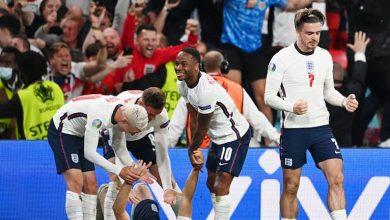 صورة إنجلترا تتأهل لنهائي اليورو بعد إخماد إنتفاضة الدنمارك وتضرب موعدًا مع إيطاليا