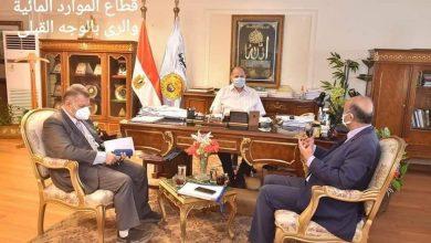 صورة وزير الرى : نستهدف تحويل زمام ٣.٧٠ مليون فدان لنظم الري الحديث خلال ٣ سنوات