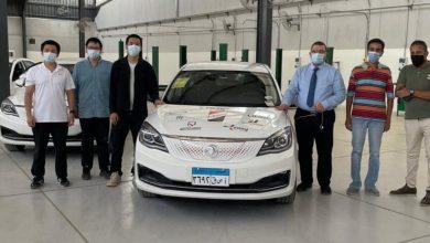 """صورة قطاع الأعمال: """"النصر للسيارات"""" تبدأ تجربة السيارة الكهربائية """"E70"""" بالتعاون مع """"أوبر"""""""