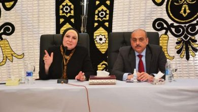 صورة وزيرة التجارة والصناعة تستعرض احدث تقرير حول مؤشرات اداء هيئة التنمية الصناعية