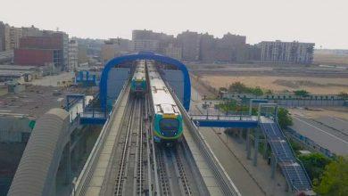 صورة إيقاف العمل بعدد 4 محطات من الخط الثالث للمترو ابتداءا من اليوم وحتى 11 أغسطس 2021