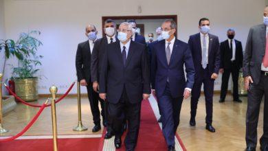 صورة مجلس أمناء جامعة مصر للمعلوماتية يقر المستشار/ عدلى منصور رئيسا لمجلس أمناء الجامعة