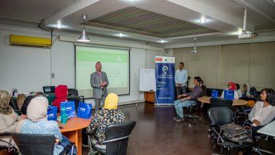 """صورة """"معسكر الابتكار"""": بي ايه إس إف وإنجاز مصر يواصلان تعاونهما لتعزيز قدرات شباب مصر في مجال ريادة الأعمال"""