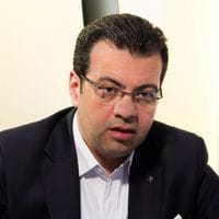 صورة ايهاب زكريا: رؤية مصر أن استقرار لبنان يمثل ركيزة في تطور الثقافة العربية نحو المواطنة