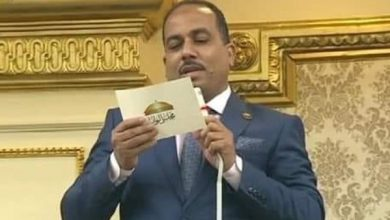 صورة اشرف ابو الفضل مشاركة السيسي في مؤتمر العراق يؤكد محورية الدور المصري وتأثيره في مختلف الملفات بالمنطقة