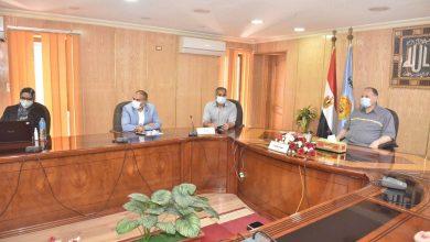 صورة محافظ أسيوط يترأس اجتماع تحديد واختيار التكتلات الاقتصادية