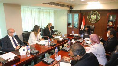 صورة وزيرة التعاون الدولي تلتقي المديرة الإقليمية للتنمية المستدامة بمجموعة البنك الدولي
