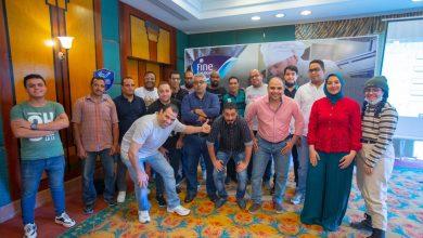 صورة فاين للحلول المتكاملة تعزز وعي أعضاء برنامج فاين داين بأحدث معايير الصحة والسلامة