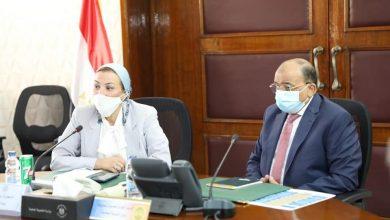 صورة وزيرا التنمية المحلية و البيئة يتابعان الخطة التنفيذية لمنظومة إدارة المخلفات بالمحافظات