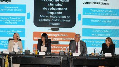 صورة التعاون الدولي والبيئة تُطلقان المشاورات الوطنية مع البنك الدولي