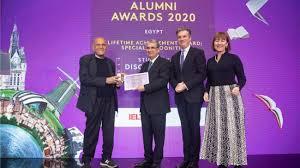 صورة إطلاق جوائز دولية من المجلس الثقافي البريطاني للاحتفال بإنجازات خريجي المملكة المتحدة