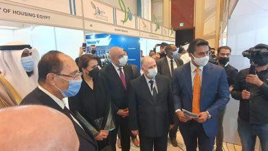 صورة ****وزير الإسكان يلتقي وزير الطاقة والبنية التحتية الإماراتي لمناقشة سبل التعاون في قضايا الأمن المائي