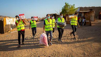 صورة صندوق تحيا مصر يطلق قافلة حماية اجتماعية لرعاية 2000 أسرة بالرويسات وسانت كاترين