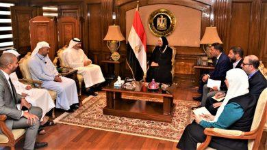 صورة جامع: حريصون على تعزيز التعاون بين القطاع الخاص المصري والاماراتي لاقامة شراكات صناعية استثمارية