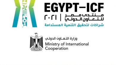 صورة منتدى مصر للتعاون الدولي يبحث كيفية تعزيز دور الشراكات متعددة الأطراف في جهود إعادة البناء ما بعد كوفيد 19