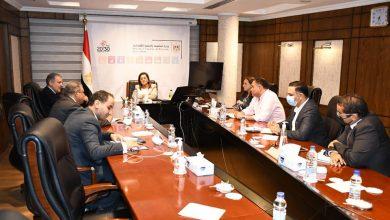 صورة وزيرة التخطيط تبحث تنفيذ تكليفات الرئيس الخاصة بتقرير التنمية البشرية في مصر 2021