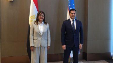 صورة وزيرة التخطيط تلتقى نائب رئيس الوزراء ووزير الاستثمار والتجارة الخارجية بأوزباكستان