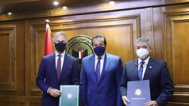 صورة وزير التعليم العالي يشهد توقيع تجديد اتفاقية التعاون العلمي والتكنولوجي بين مصر والولايات المتحدة الأمريكية