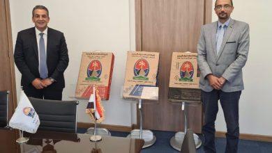 صورة اسمنت سيناء: تطعيم العاملين بالمنشآت الصناعية يدعم توجيهات الرئيس بعودة الصناعة المصرية لمكانتها