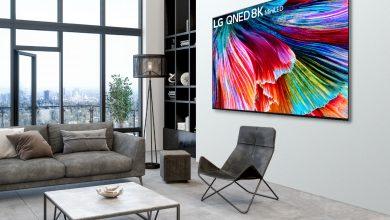 """صورة إل جي تطلق تليفزيون """"QNED Mini"""" المدعم بتقنيات الذكاء الاصطناعي المتعددة"""