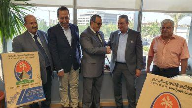 """صورة """"أسمنت سيناء"""" تبحث مع """"المحافظة"""" تعزيز التعاون المشترك لـتنمية """"شمال سيناء"""""""