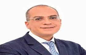 صورة بهاء الشافعى نائباً لرئيس مجلس إدارة بنك القاهرةعقب موافقة البنك المركزى