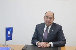 الأستاذ / محمد فرج - نائب الرئيس التنفيذي لقطاع العمليات بالبنك التجاري الدولي