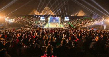 صورة بطولة سي أي بيCIBمصر الدولية المفتوحة للاسكواش 2021تعلن عن أعلى جائزة بلاتينية على الاطلاق