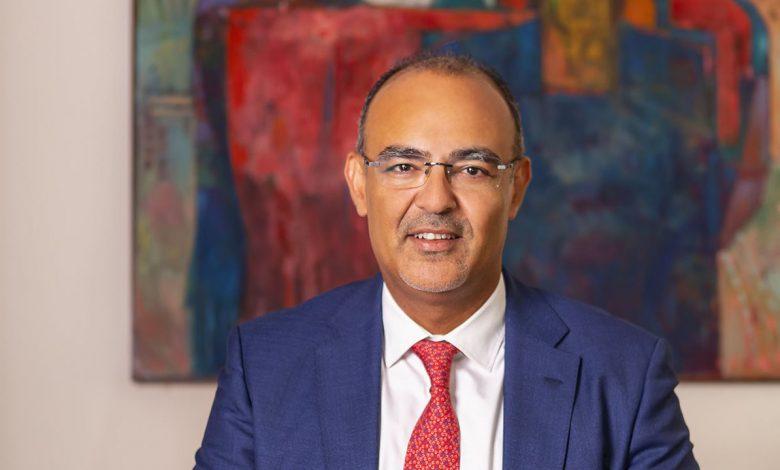 الأستاذ / محمد سلطان - الرئيس التنفيذي لقطاع العمليات بالبنك التجاري الدولي مصر