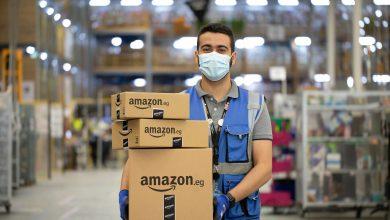 """صورة """"أمازون"""" تطلق رسميا الموقع الإلكتروني Amazon.eg في مصر"""