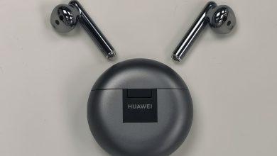 صورة سماعة HUAWEI FreeBuds 4 المتوافقة مع أنظمة التشغيل المختلفة