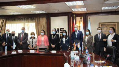 صورة تعاون جديد بين جهاز تنمية المشروعات وبرنامج الأمم المتحدة الإنمائي لدعم المشروعات الصغيرة في مصر