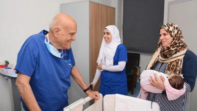 صورة مؤسسة البنك التجاري الدولي تتبرع بـ 30 مليون جنيه لتحمل تكاليف إجراء عمليات جراحية لأكثر من 500 طفل بمركز مجدي يعقوب للقلب