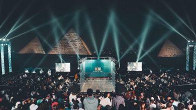 """صورة اليوم نصف نهائي بطولة """"سي أي بي مصر الدولية المفتوحة للاسكواش 2021"""" البلاتينية للرجال وللسيدات"""
